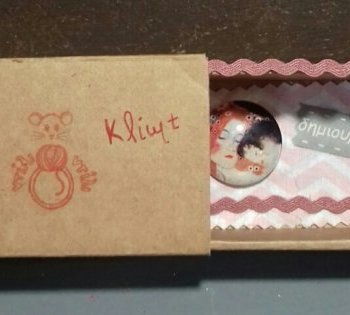 Κουτάκι Klimt