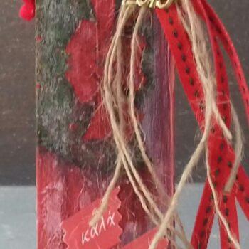Σπιτάκι-Γούρι Καλά Χριστούγεννα