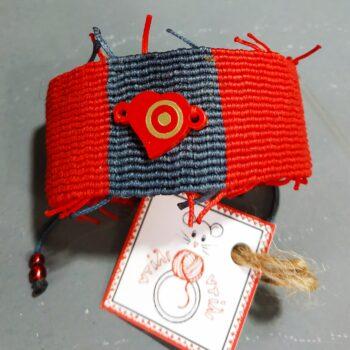 Βραχιόλι Κουρελού-Καρδιά