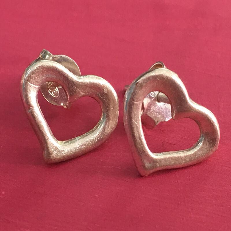 Σκουλαρίκια Καρδούλες