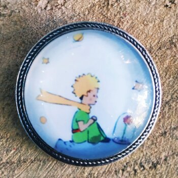 Καρφίτσα Μικρός Πρίγκιπας 2