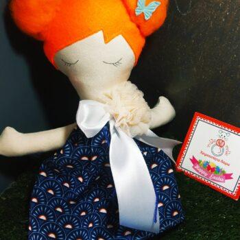 Πορτοκαλί Κούκλα